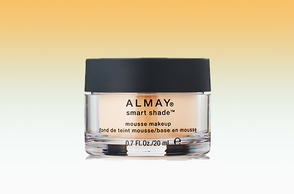 Another Almay skin-sation to try? Smart Shade Anti-Aging Skintone Matching Makeup, P880, a foundation that contains the same Almay Tonemimic shade-sensing ...
