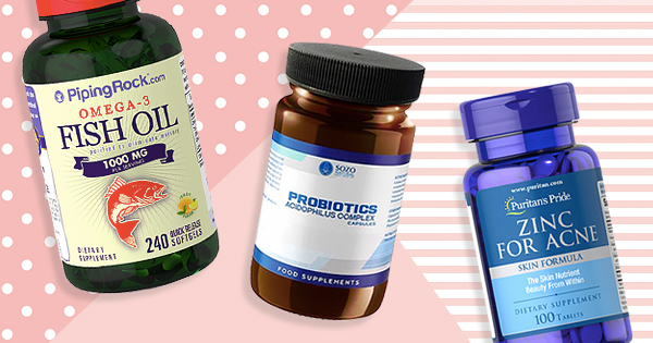 A Beginner S Guide To Acne Busting Supplements Bloom