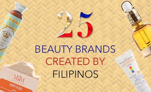 25 Amazing Beauty Brands Created by Filipinos | Bloom