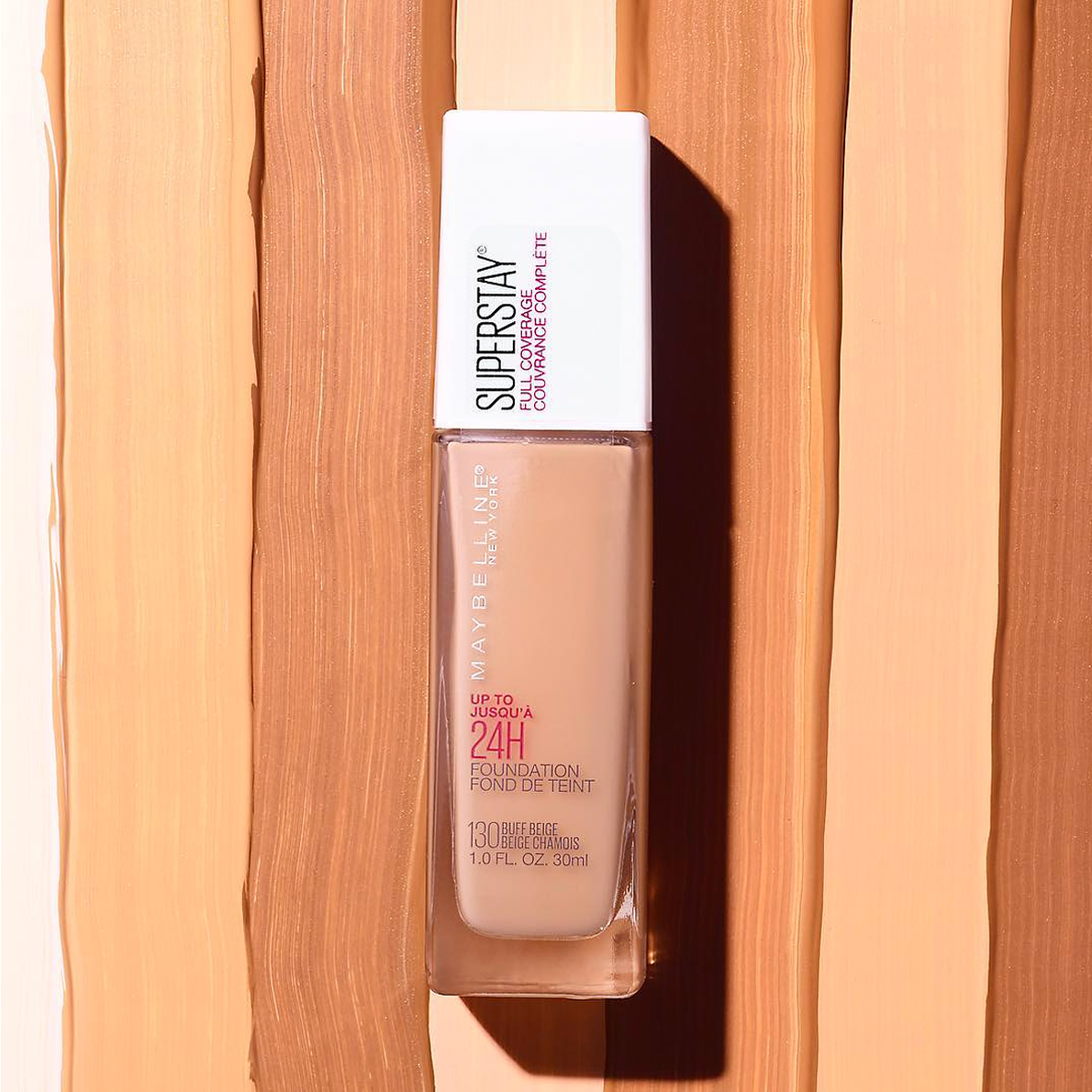 07886a1b5ac We Tried Maybelline's Most Full Coverage Foundation Yet   Bloom