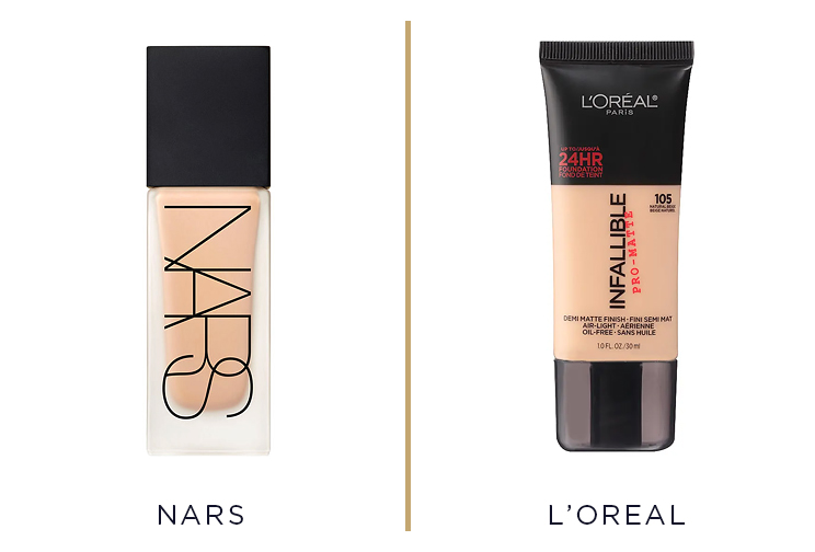 383a22a77 6 Dupes for the Luxury Foundations We Can't Afford | Bloom