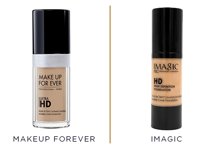 If you're looking for the Makeup Forever Ultra HD Foundation…