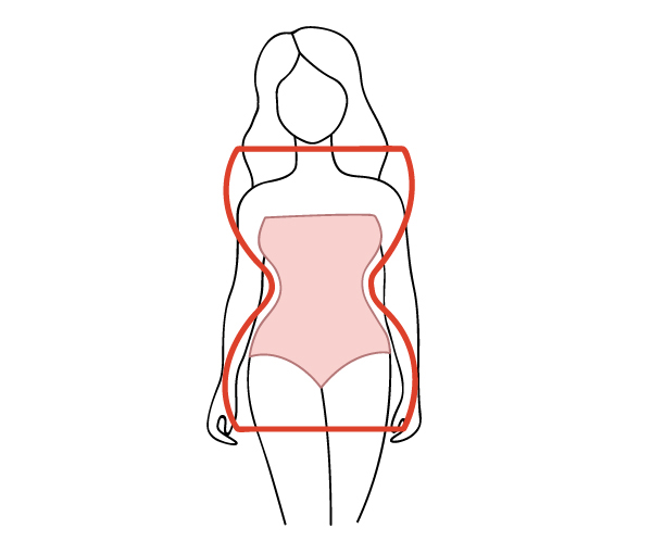 The Clueless Girl's Guide to Body Shapes | Bloom