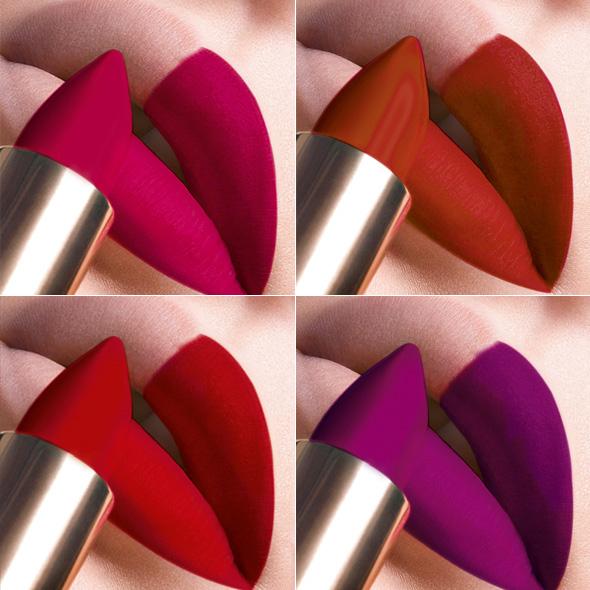 Liquid vs. Powder Lipstick: We Are Officially in a Love Triangle | Bloom