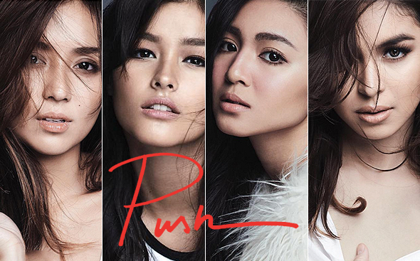 470c081f776 ... four of this generation s screen queens on their respective covers of  BJ Pascual s new book. Kathryn Bernardo