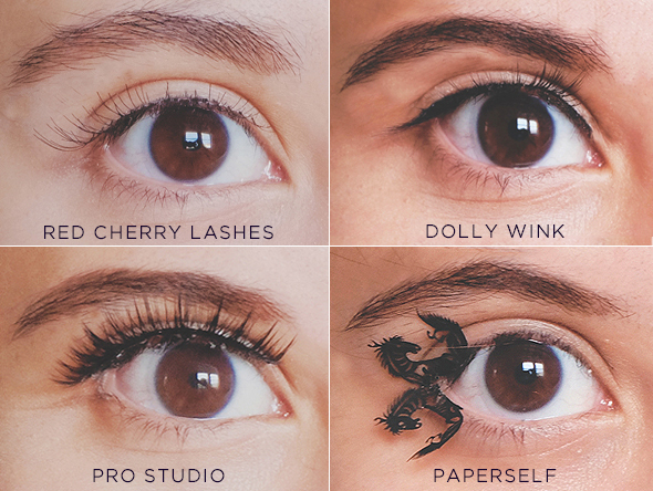 5a13935fef2 Exactly How to Apply False Lashes If You're a Total Noob | Bloom
