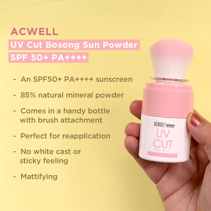Image result for acwell sun powder