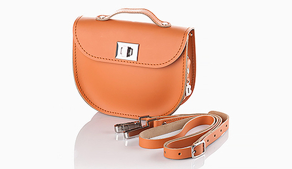 """3b63ef4a544 """"I got this yummy leather half pint Caramel Brit Stitch satchel bag from  the recent crazy beautymnl sale. It has been my trusty, go to, everyday  bag, ..."""