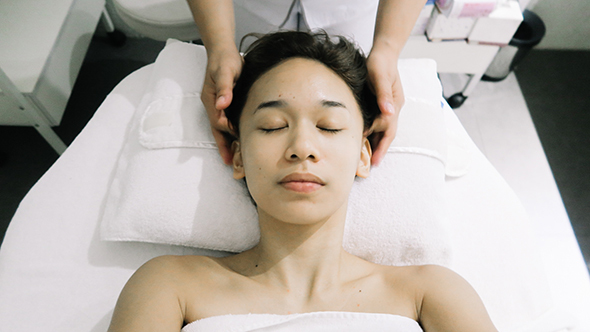 This Is How a Revlite Laser Facial Looks (and Feels)   Bloom