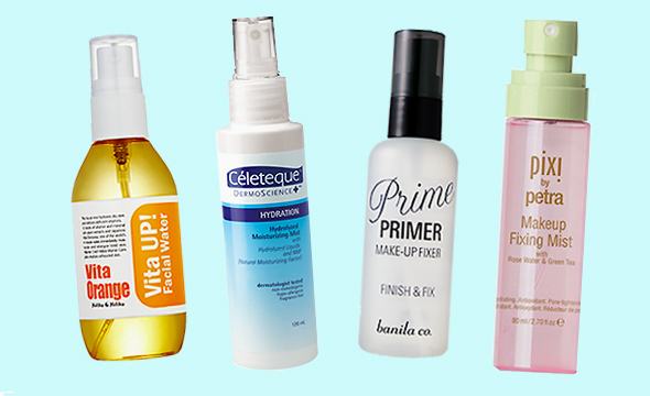7 Facial Mists for Your Every Beauty Need