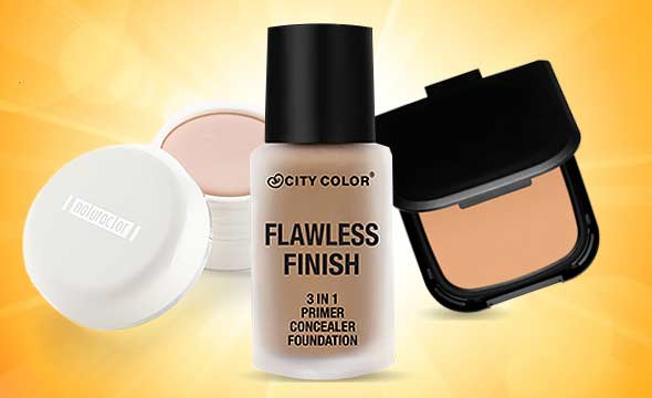 Who wants to wear a faceful of foundation when it's hot and humid outside? The stuff feels heavy on your skin, gets greasy as the day heats up, ...