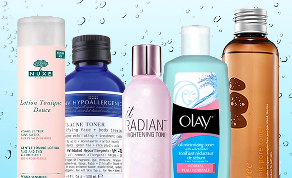 The Best Toners For Your Skin Type Yes You Need One Bloom