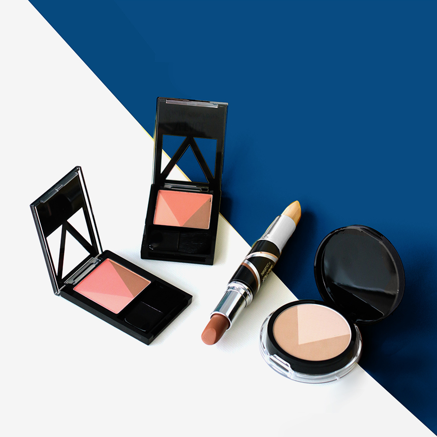 This Is The Future Of Contouringand Its Super Kaduper Easy Bloom Meyne V Face Proof In Less Than A Week Maybelline Launching Contour Collection Trio Contouring Basics Virtually Everyone Can Use