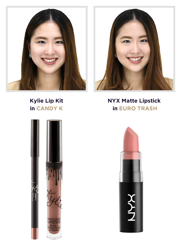 A Comparative Study Of 7 Kylie Lip Kit Colors And Their