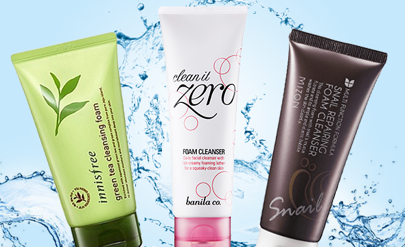 7 Crazy-Good Korean Cleansers You've Probably Never Heard Of