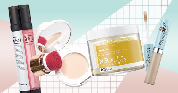 8 Korean Beauty Products You'll Be Obsessed With This Summer