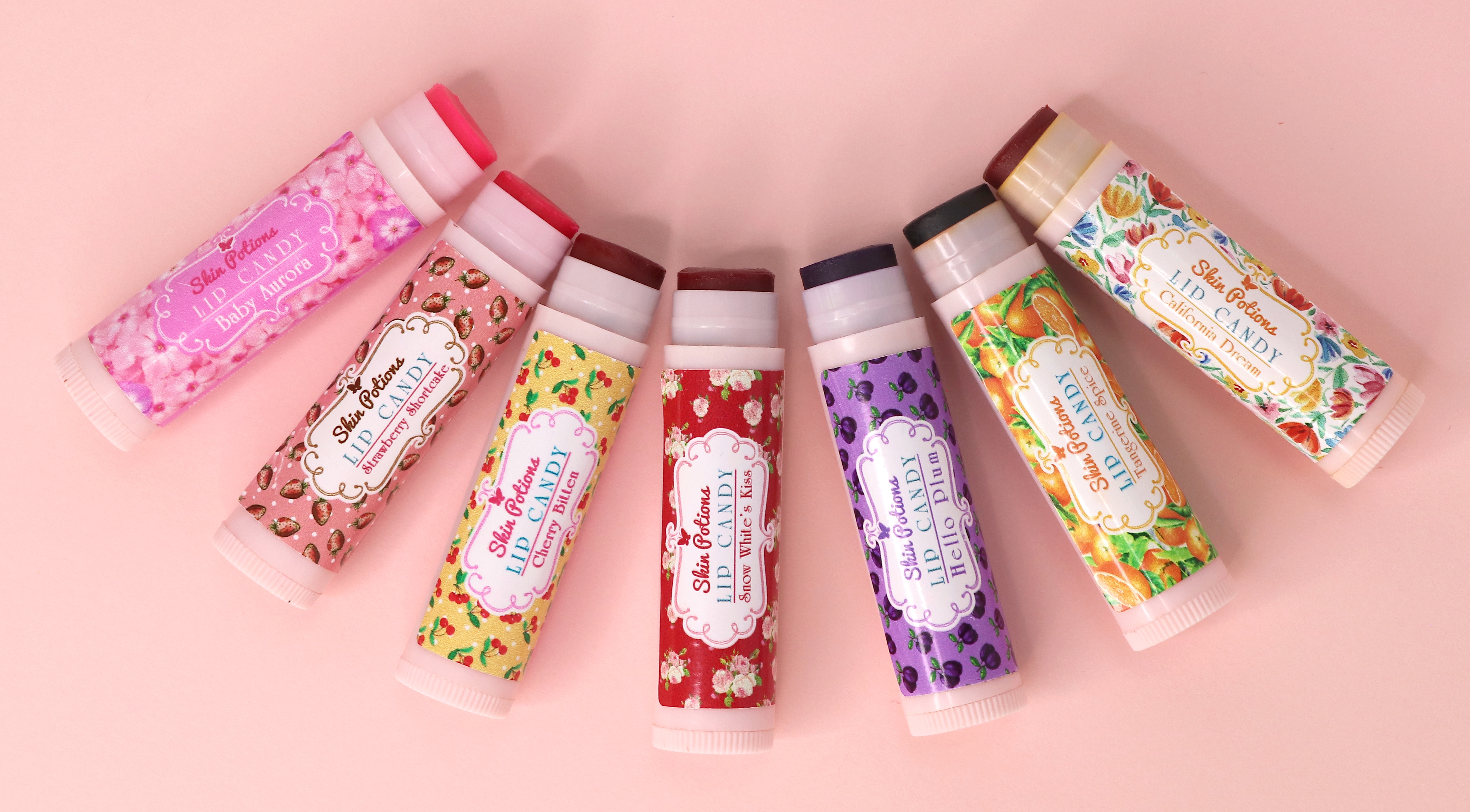 Watch These Candy Colored Lip Balms Are Only P180 Bloom Kiehls Baby Balm If Were Talking Color And Consistency Skinpotions Is As Sweet Its Name Suggests This Stuff Pigmenteda Single Swipe Packs A Serious