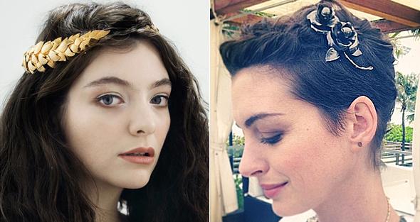 Sources: @lordemusic and @hairbyadir (Anne's hairstylist) on Instagram