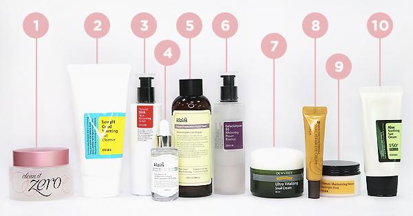 korean skin care routine