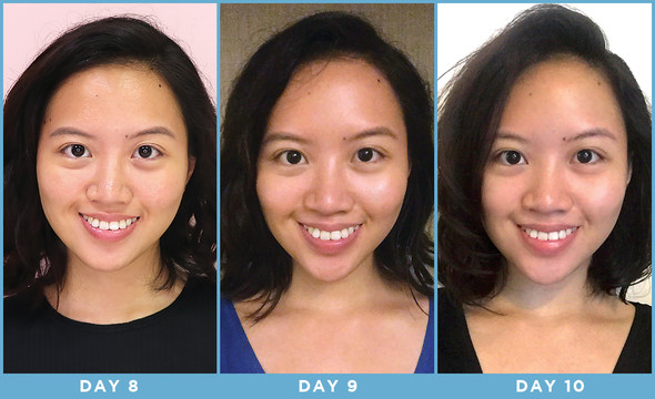 I Tried An Led Face Mask For Two Weeks And It Worked Bloom