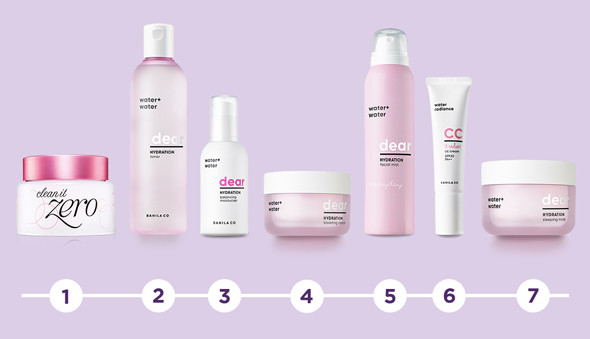 This Korean Skincare Routine Will Make Your Face Glow Bloom