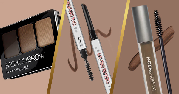 28ddbe10e57 In the third installment of this 5-part makeup series, we're celebrating  our entire kilay crew: brow products. We're obsessed with brows for a  reason, ...