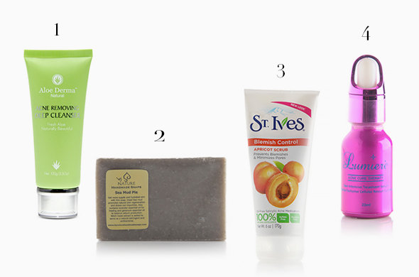 Bye Bye Blemishes 12 Products For Acne Prone Skin Bloom