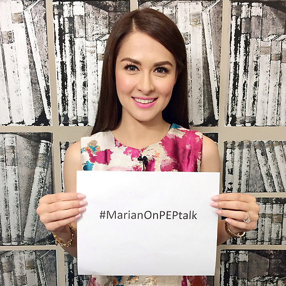 Source: @therealmarian on Instagram