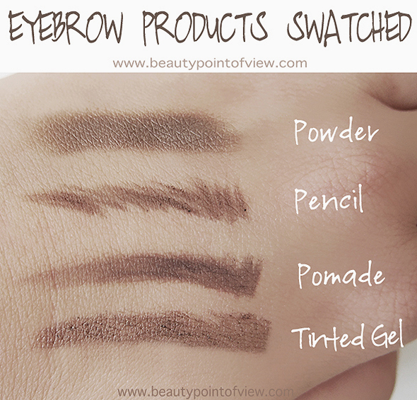 how to know what colour brow pencil is best