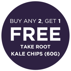 TAKE ROOT B2T1 KALE CHIPS