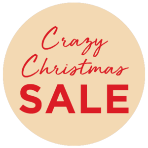 CRAZY CHRISTMAS SALE