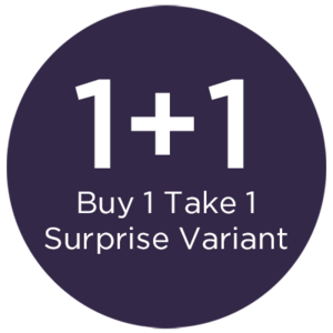 BUY 1, TAKE 1 SURPRISE VARIANT