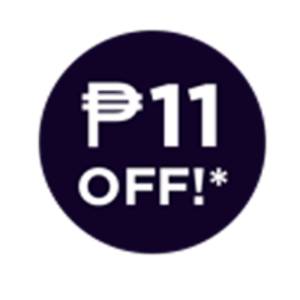 Php11 Off