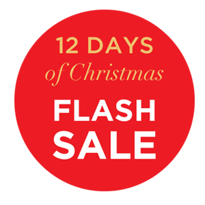 Flash Sale 12 days