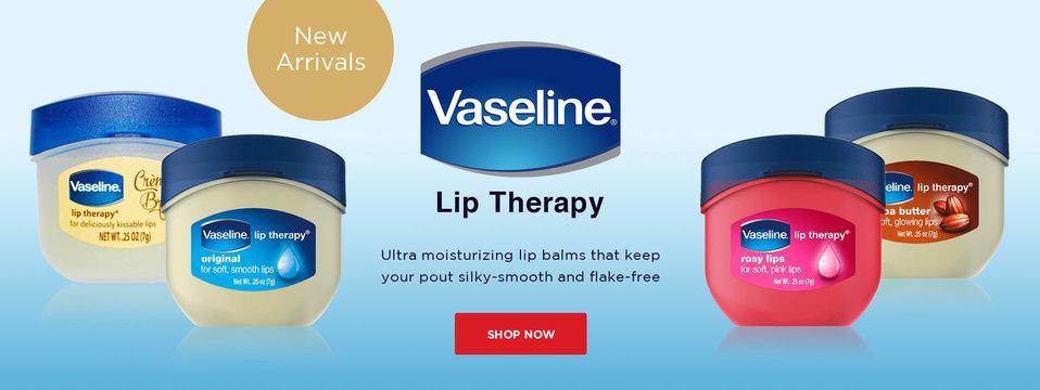 New Lip Faves: Vaseline