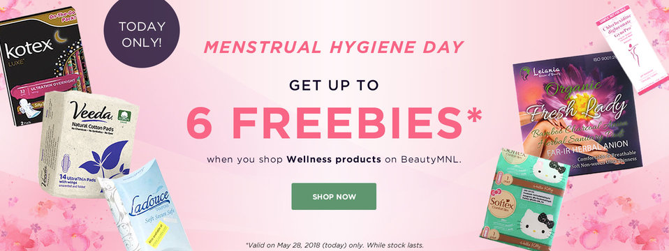 Up to 6 Freebies: BeautyMNL