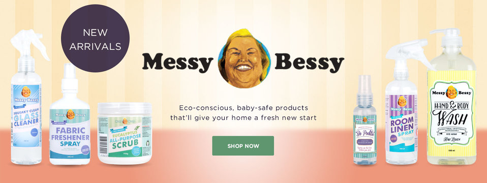 Household Faves: Messy Bessy