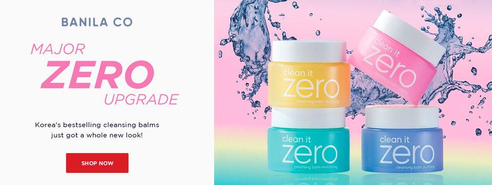Major Zero Upgrade: Banila Co.