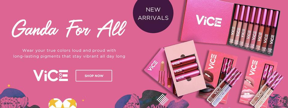 Exclusive!: Vice Cosmetics