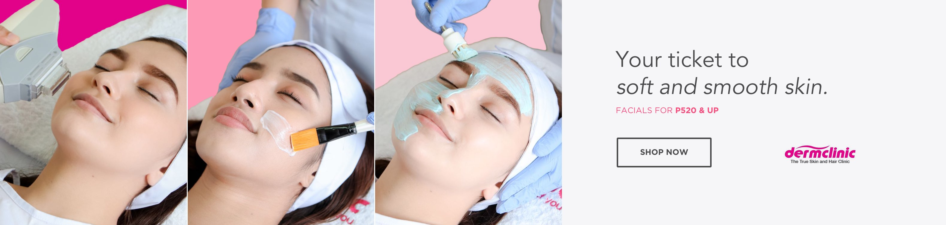 Monthly Musts: Dermclinic