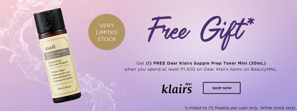 Free Samples!: Dear Klairs