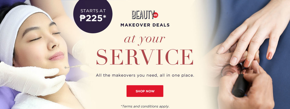 Must-try Makeovers: BeautyMNL