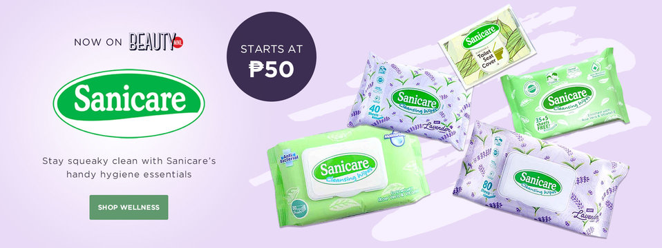 Spotless Staples: Sanicare