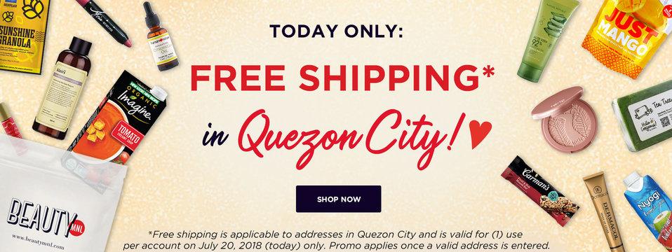 Quezon City Exclusive: BeautyMNL