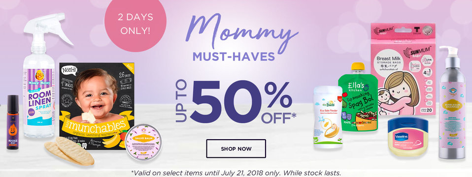 Mommy Must-Haves: BeautyMNL