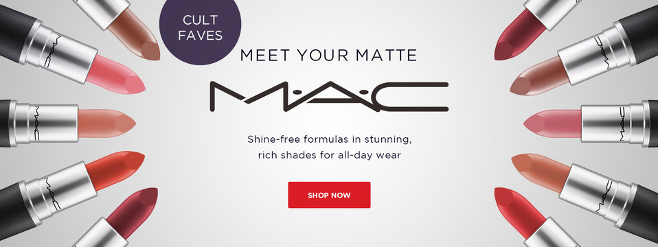 Meet Your Matte: MAC Cosmetics