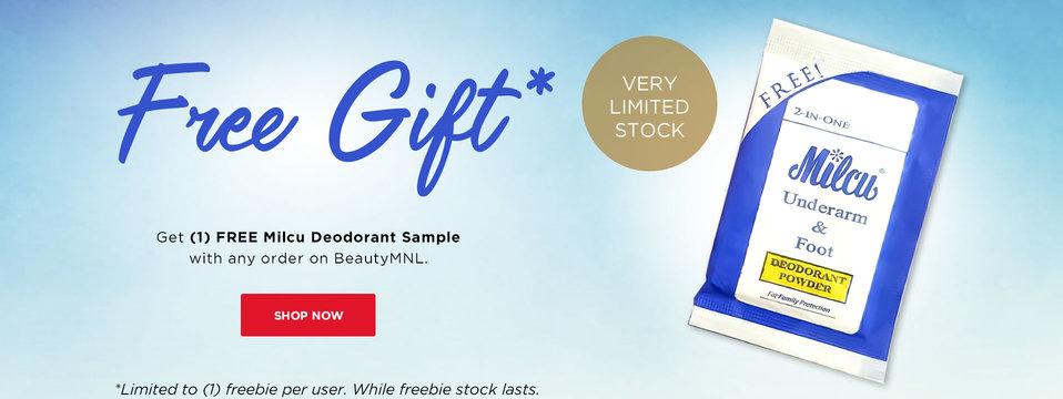 Free Gift!: Milcu