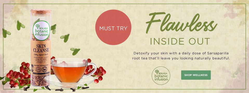 Tea-lightful Blends: Sekaya