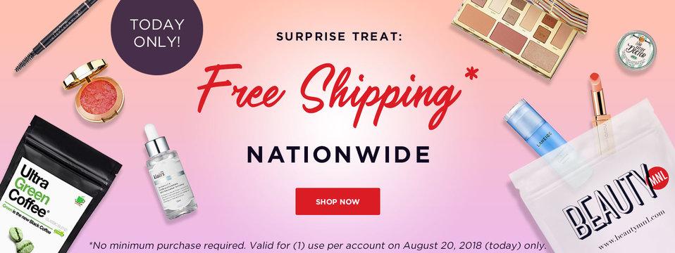 Free Shipping!: BeautyMNL