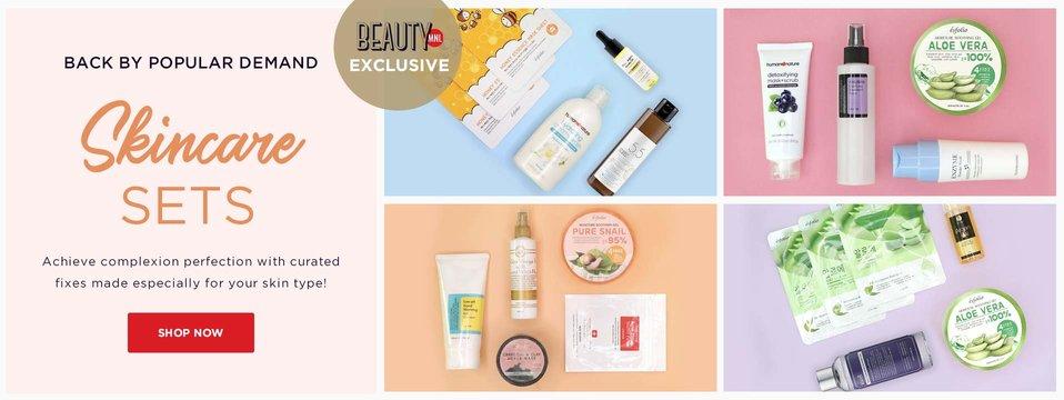 It's Back!: BeautyMNL